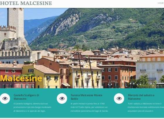 hotelmalcesine.it, il sito che per chi cerca un hotel a Malcesine sul lago di Garda