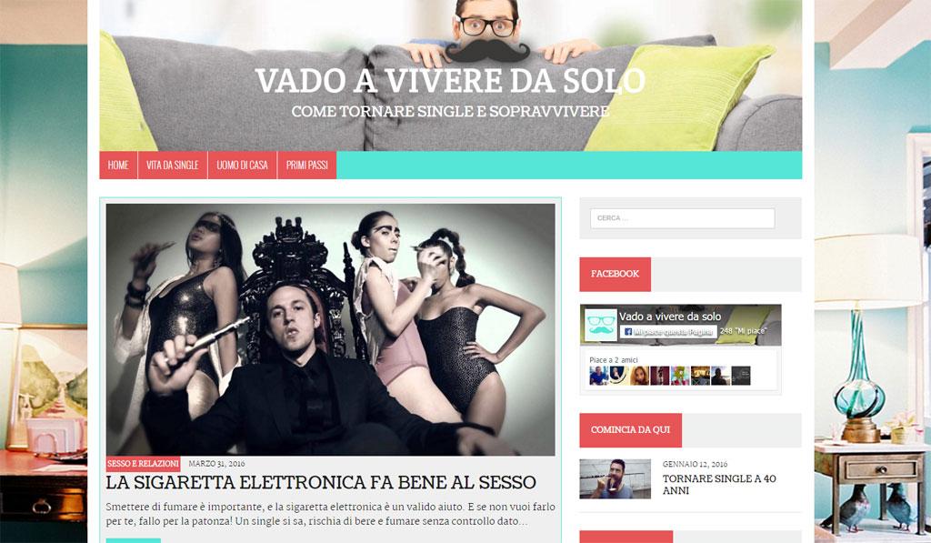 vadoaviveredasolo.net, come tornare single e sopravvivere