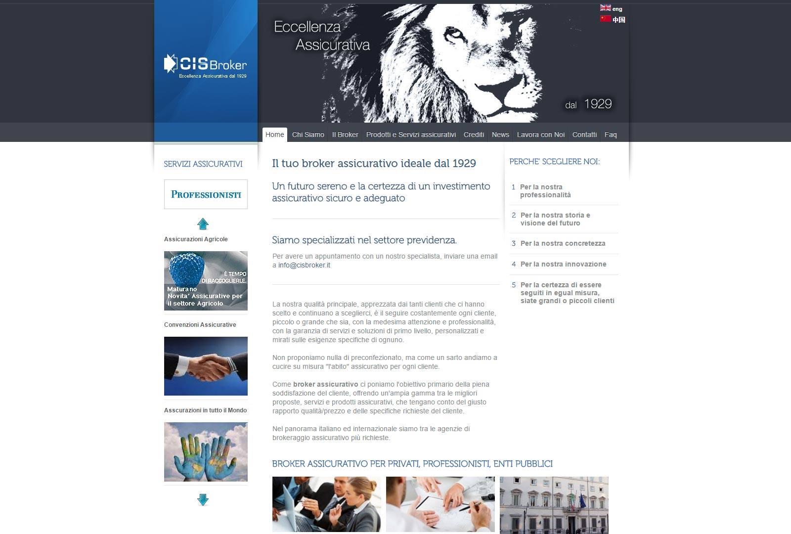 CisBroker.it – Assicurazioni dal 1929