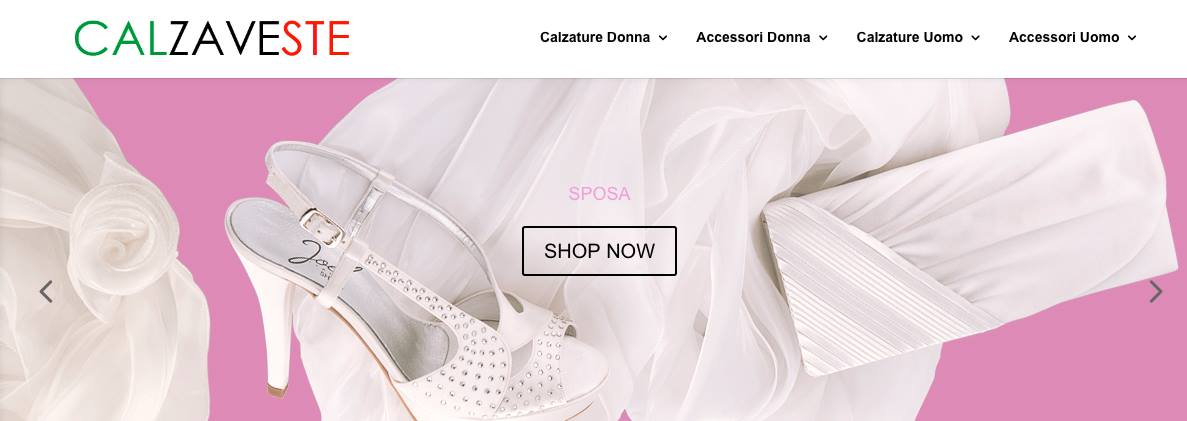 Calzaveste.it: scarpe e accessori per il vostro shopping online