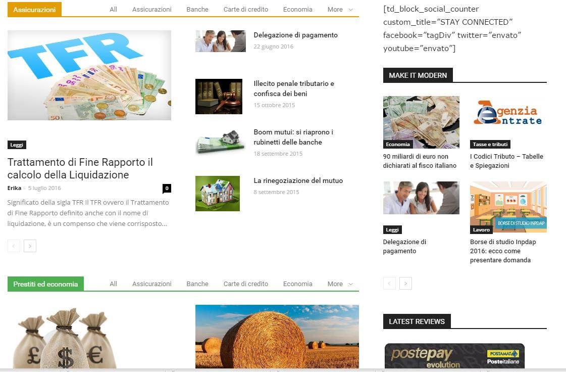 Prestitiinforma.it: il sito per tutti gli appassionati di economia e finanza