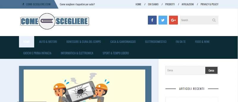come-scegliere.com, il sito che ti aiuta a prendere sempre la decisione giusta