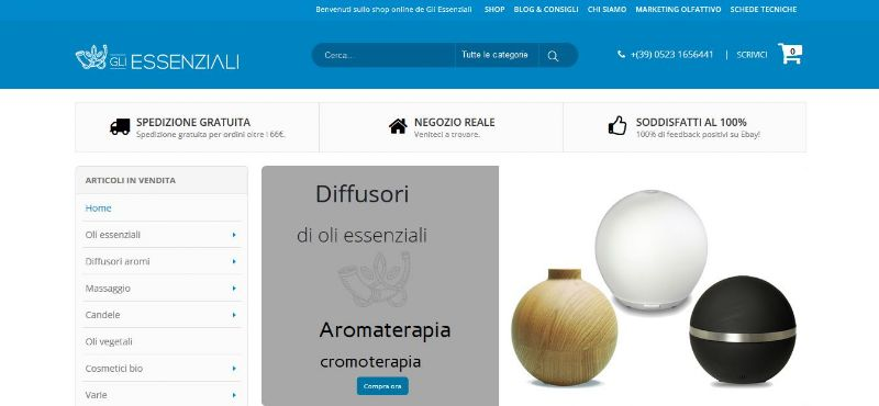 essenziali.net, il blog dedicato al biologico e al naturale