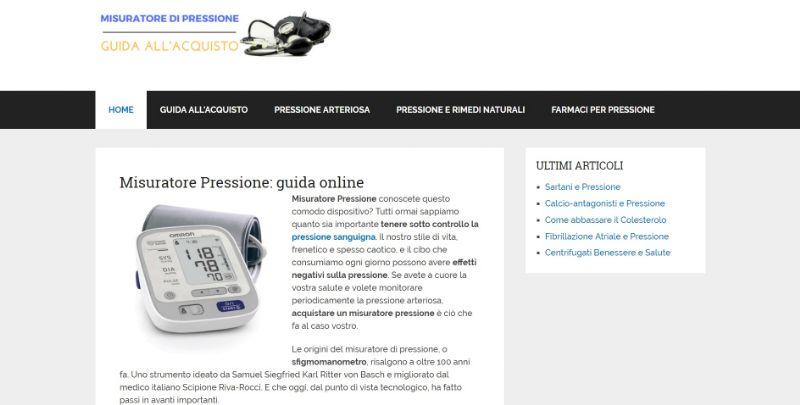 MisuratoreDiPressione.net : tutto sulla Pressione Arteriosa