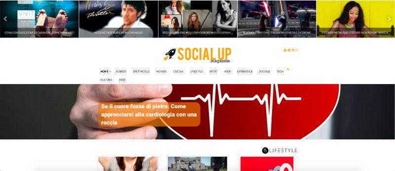 SocialUp.it, la nuova testata che si occupa di moda e tendenze lifestyle