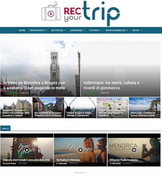 Recyourtrip.com, un blog di viaggio a 360 gradi