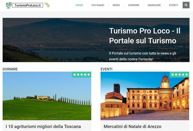 Turismoproloco.it: il sito per coloro che vogliono vivere vacanze green indimenticabili