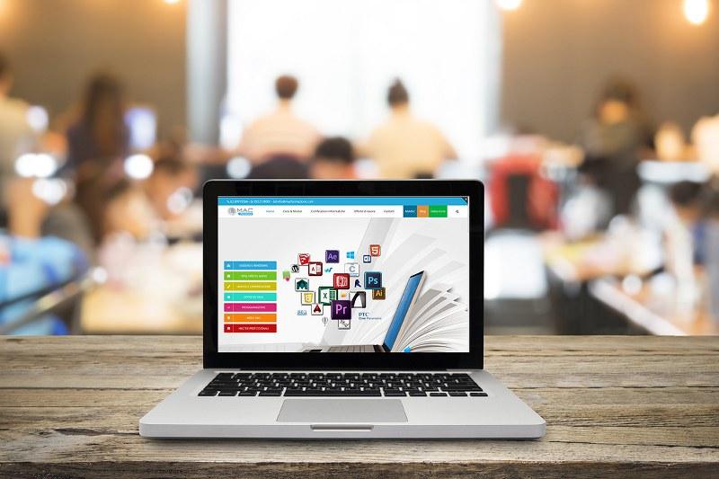 MAC Formazione, la formazione professionale a portata di click