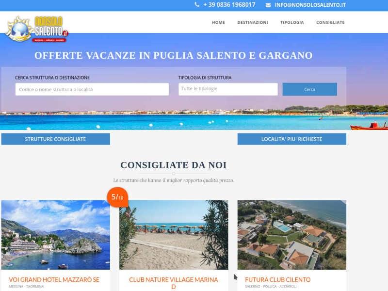 nonsolosalento.it, il portale turistico sul Salento e non solo