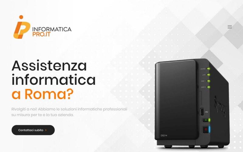 InformaticaPro.it: Consulenza e assistenza informatica a Roma