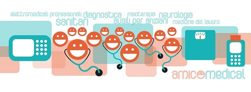 Amicomedical.com, il sito per la vendita di attrezzature mediche
