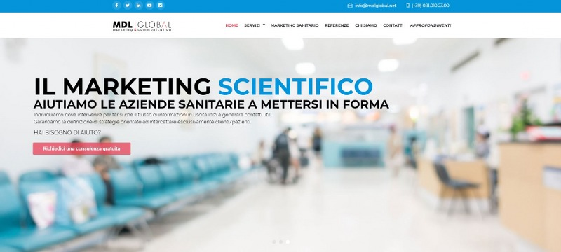MDL Global: agenzia specializzata in Marketing Sanitario