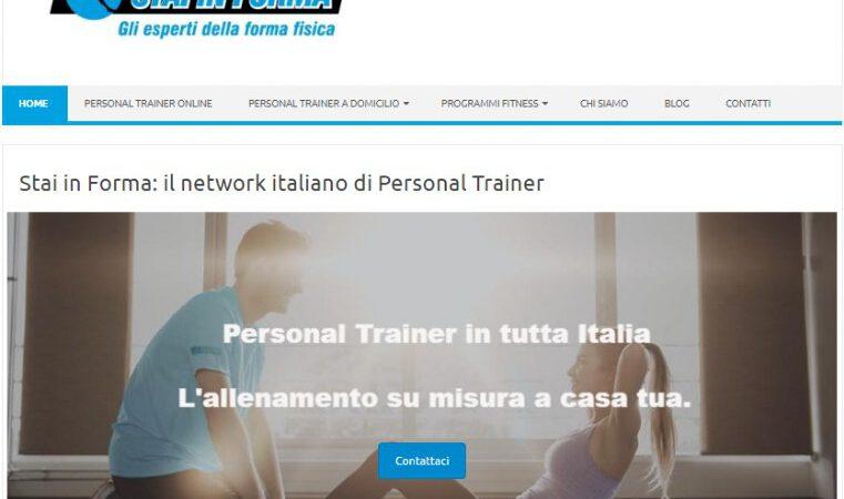 Staiinforma.com – il sito web specifico per la ricerca del Personal Trainer