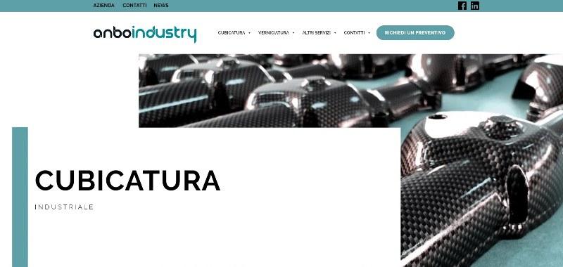 ANBOindustry: la Divisione GRUPPO ANBO dedicata alla Cubicatura Industriale