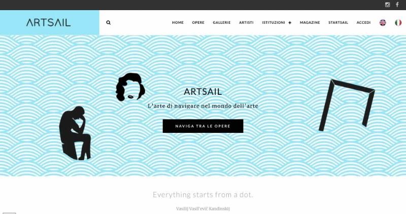 Artsail: un progetto Italiano che valorizza l'arte
