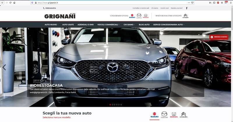 Grignanisrl.it: il sito che ti aiuta a scegliere l'auto giusta