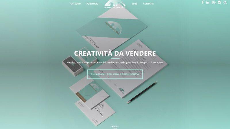 marcelloromelli.it, agenzia web a Bergamo