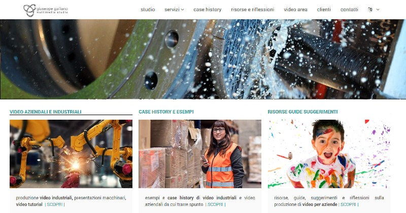 Filmati-industriali.com: il video aziendale e la comunicazione di impresa
