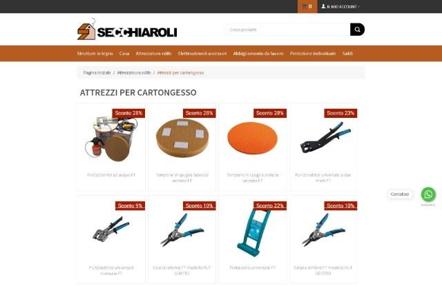 Il fai da te è anche online: il successo del brand Secchiaroli